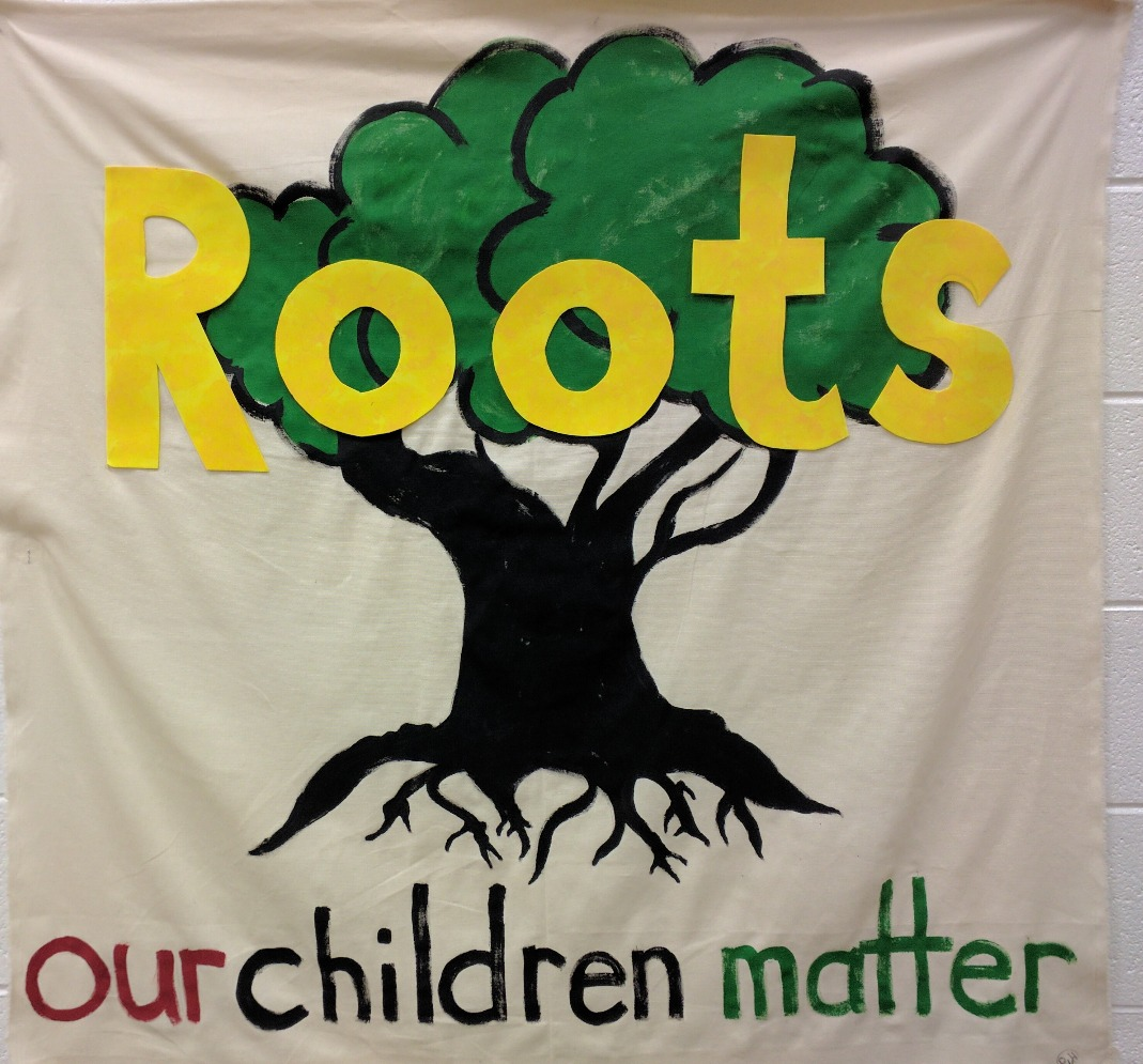 Roots, Our Children Matter