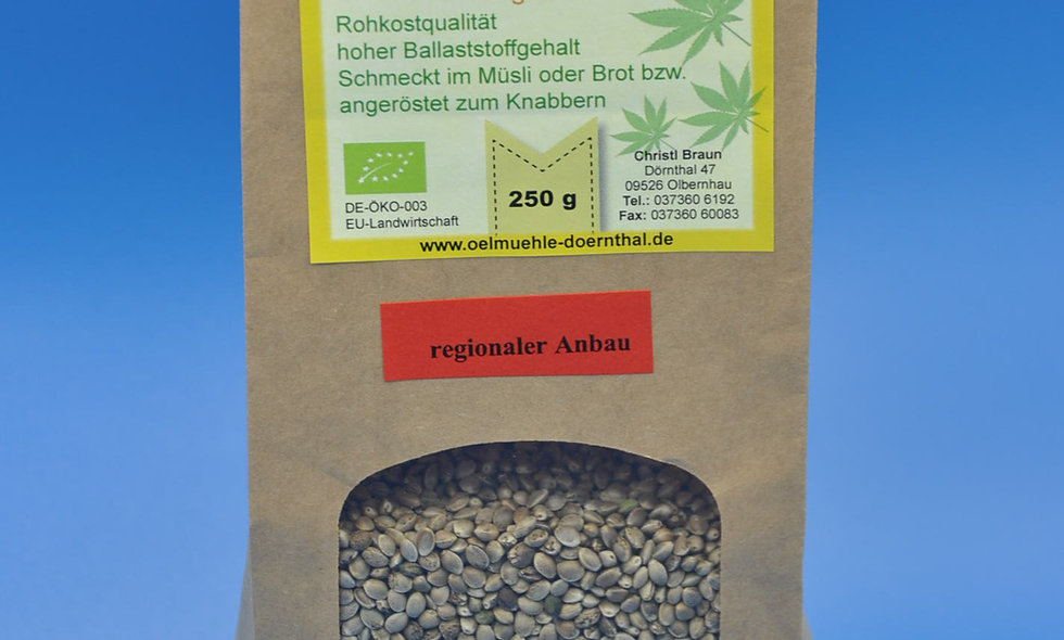 Bio Hanf-Nüsse