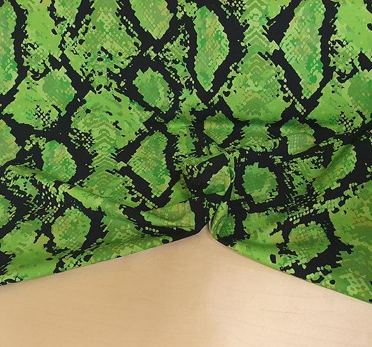 Snake_green