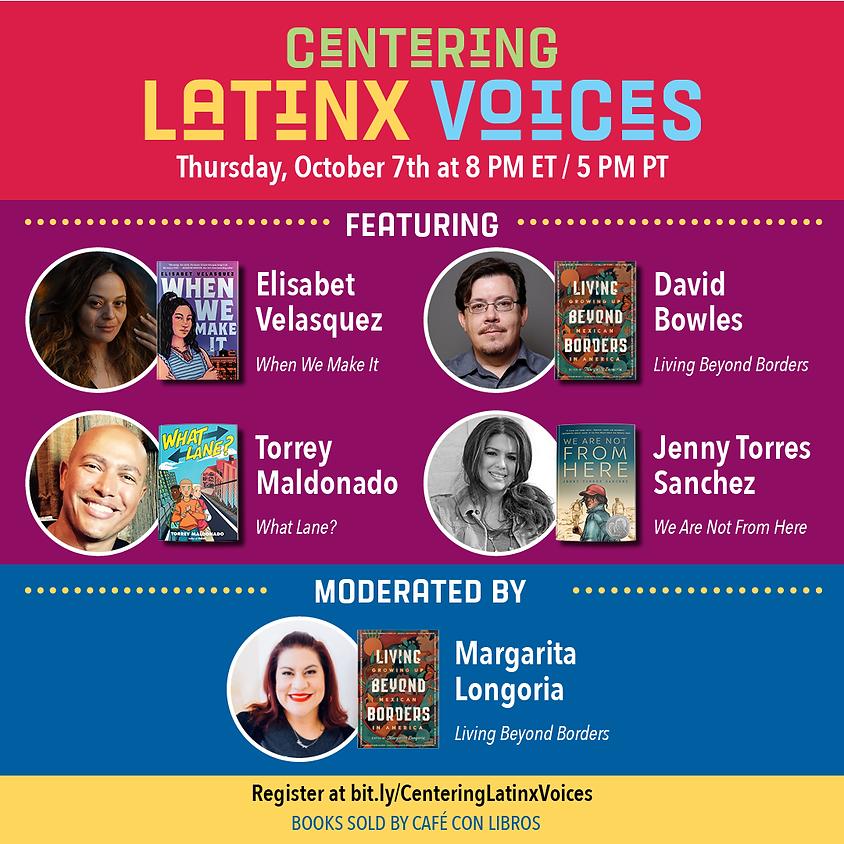 Penguin Teen x Cafe con Libros: Centering Latinx Voices