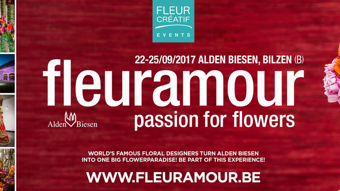 FLEURAMOUR PASSION FOR FLOWERS