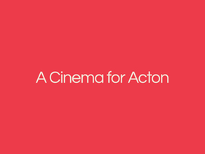 The Acton Pop-up fundraising Launch