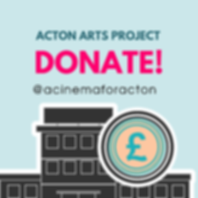BREAKING NEWS!! ACTON ARTS PROJECT WINS
