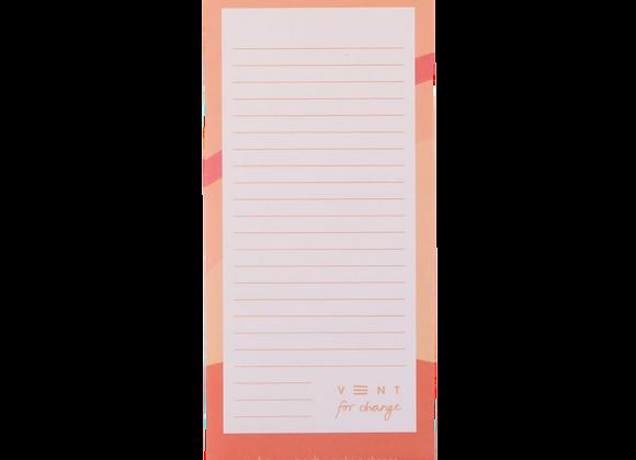 Ideas List Pad