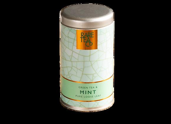 Green Tea & Mint Loose Tea