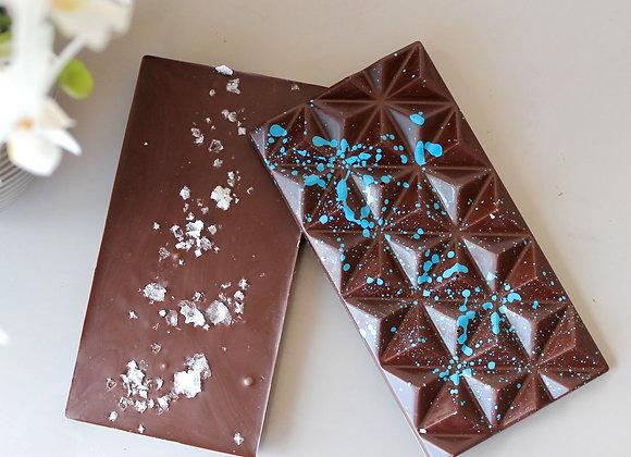 Dark Chocolate & Sea Salt Bar