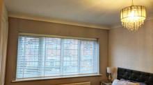 Wooden Venetian Blinds in Portchester