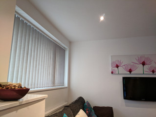 Vertical Blinds in Gosport