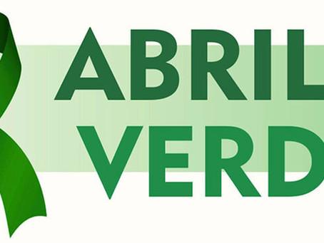 Abril Verde traz campanhas de conscientização sobre segurança do trabalho