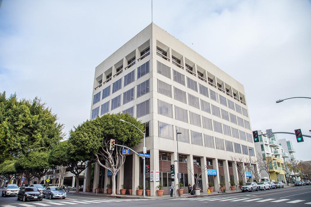 Santa Monica Commercial Building