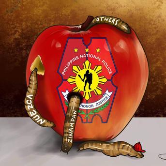 [Editorial Cartoon] PESTE SA PNP
