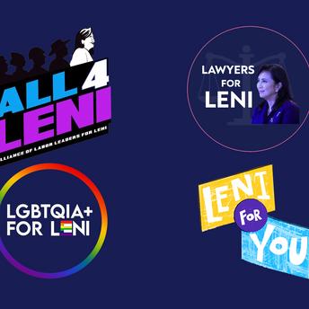 Groups Urge Leni to Run for President