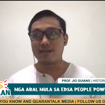 Historians tell Pinoy youth: Keep talking about EDSA People Power