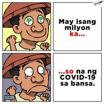 [Editorial Cartoon] Isang Milyon