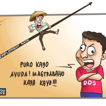 [Editorial Cartoon] EH DI WOW!