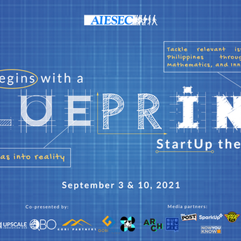 AIESEC in UPD launches Blueprint 2021: Startup the Future