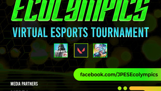 [Campus Bulletin]  The JPES Launches Ecolympics 2021: Virtual E-Sports Tournament