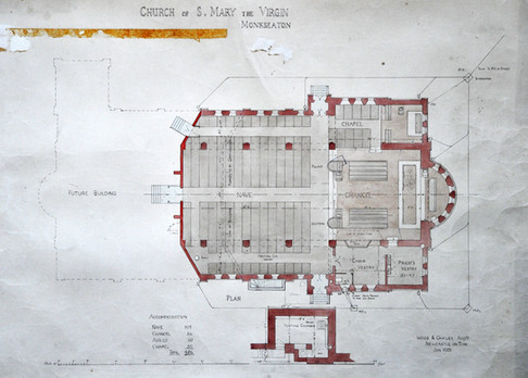 1930s plans layout