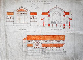 1930s plans elevations