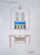 1930s plans side chapel