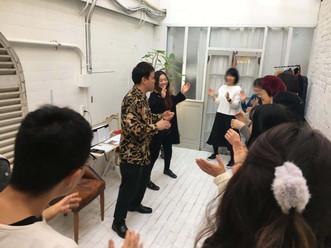 2月2日!Gospel workshop by Gilbert★