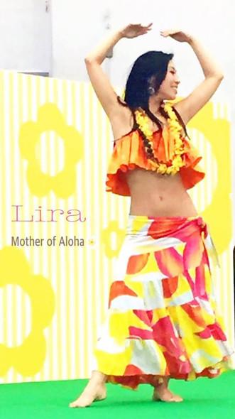 LiraのHULA体験レッスン