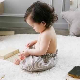 赤ちゃんのフォーマルスタイル