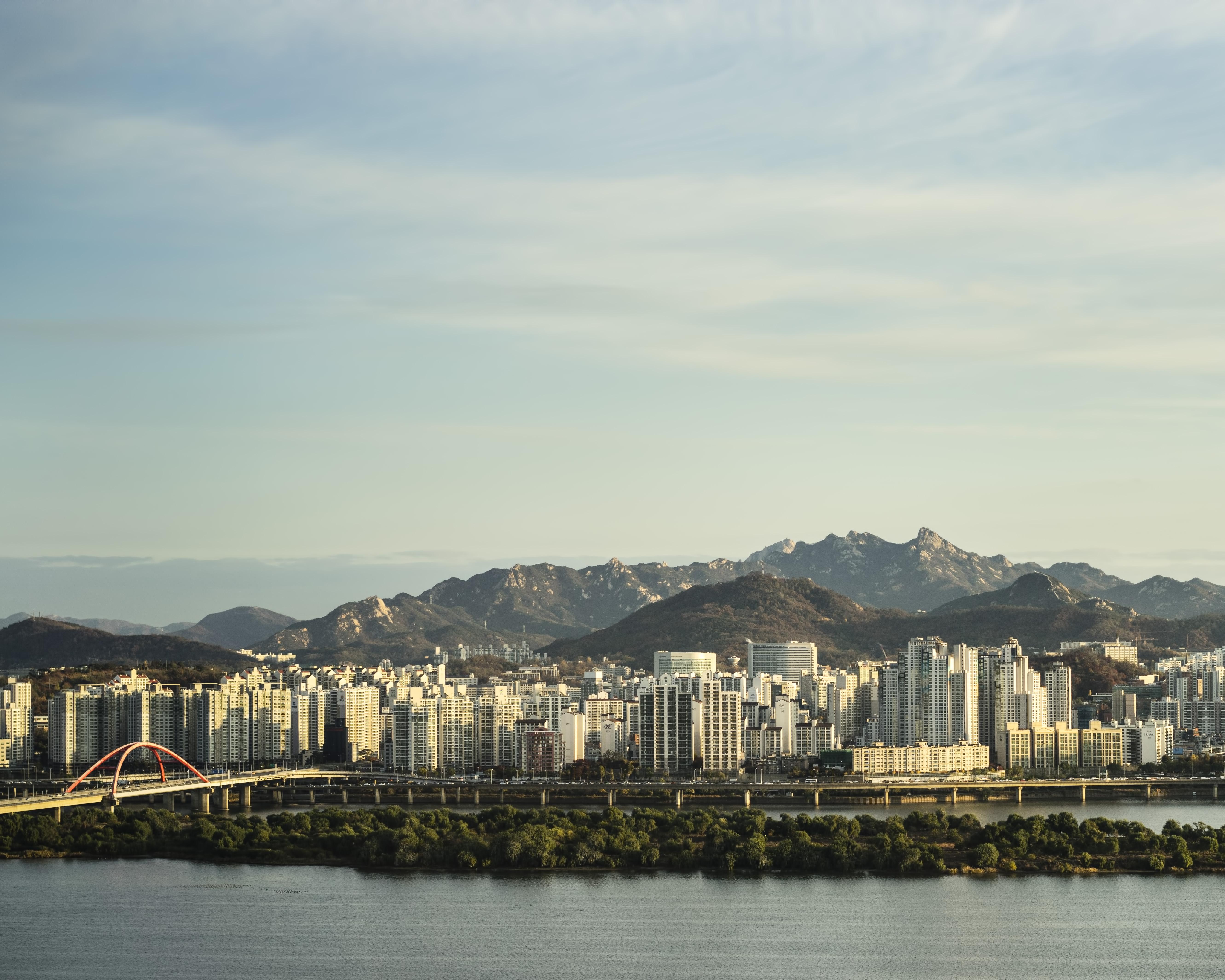 Seoul Morning