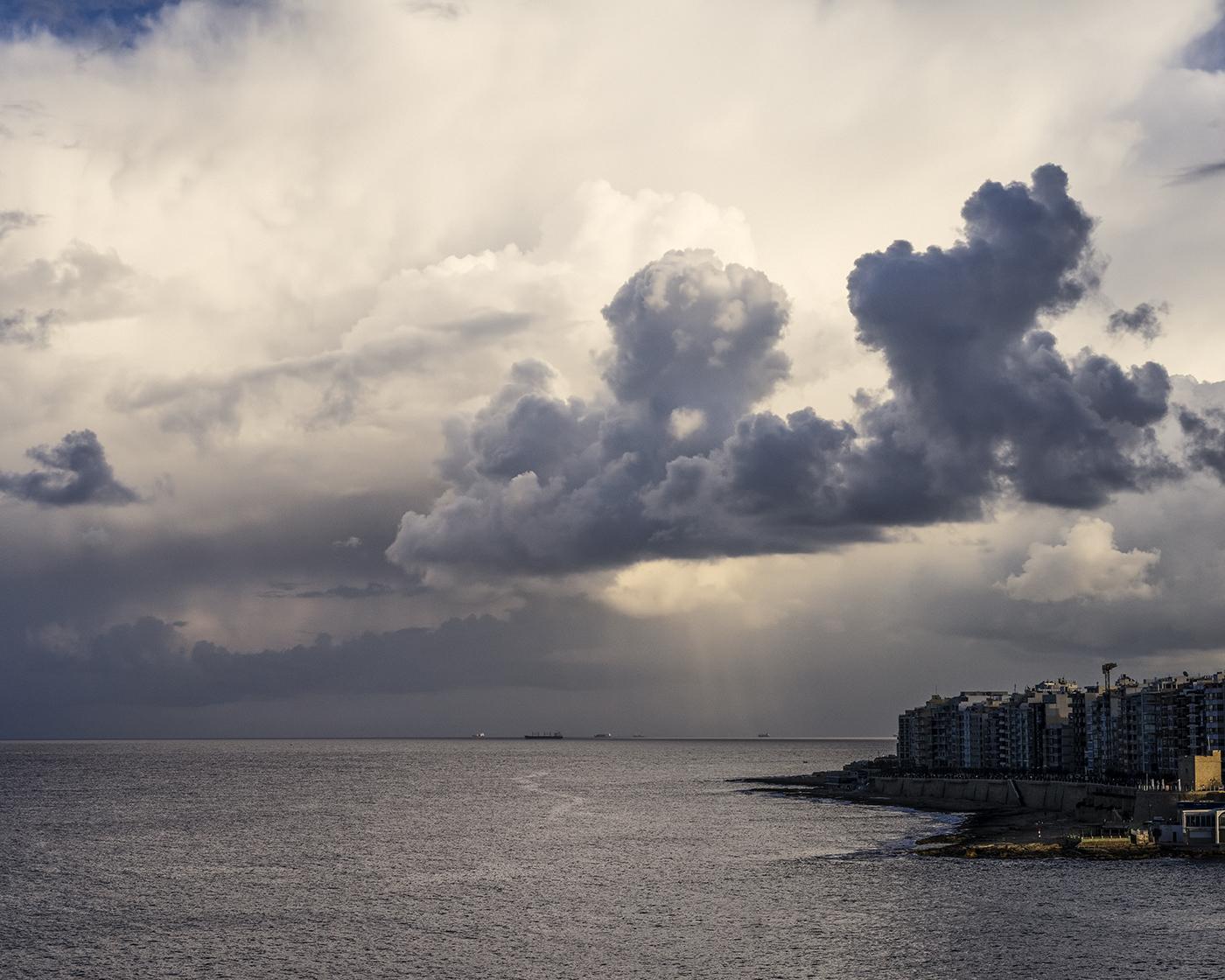 Malta after a Storm