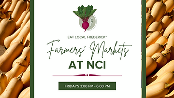 Eat Local Frederick Farmers Market Direc
