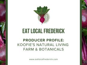 Producer Profile: Koofie's Natural Living & Botanicals