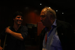 ליווי מאוייר בכנס TED