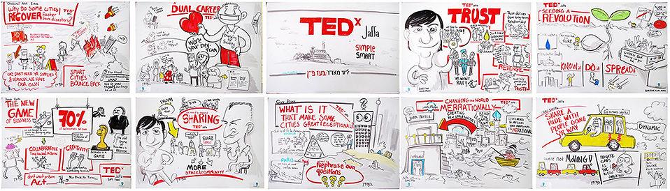 ליווי מאוייר לכנס TED