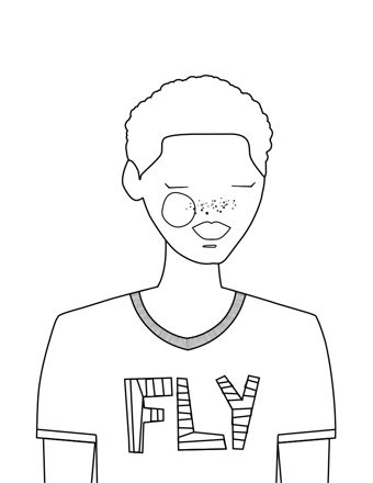 TYE - Coloring Page Printable