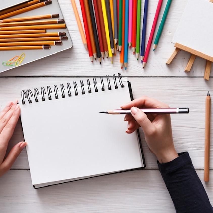 "Shared Wisdom: ""Explore Your Creativity at Home"" with Karen Friedland"
