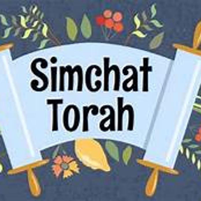 10:00AM Simchat Torah Morning Service