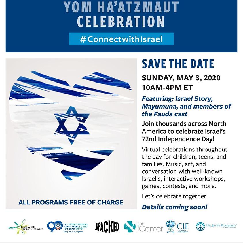 10:30AM: Continued Yom Ha'azmut Celebrations