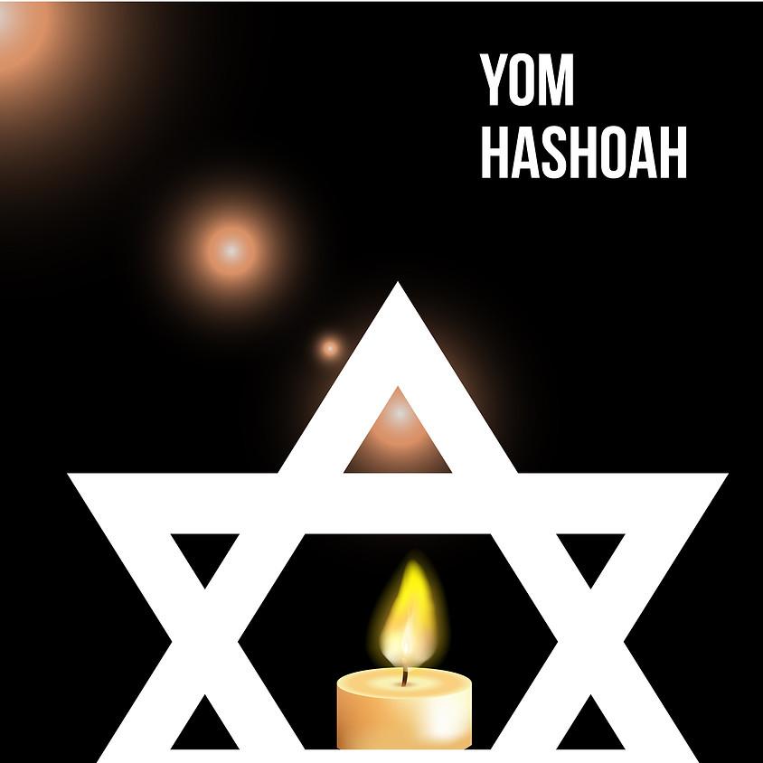 Yom Hashoah, Holocaust Remembrance Day