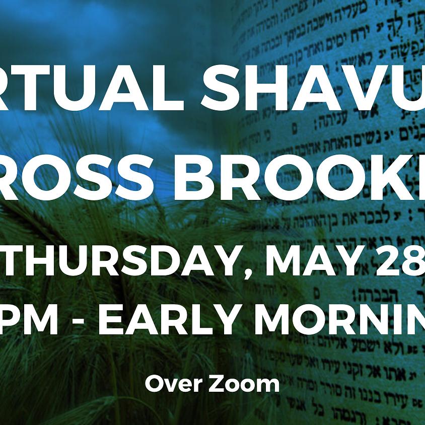 4PM: Tikkun Leil Shavuot—Shavuot Across Brooklyn
