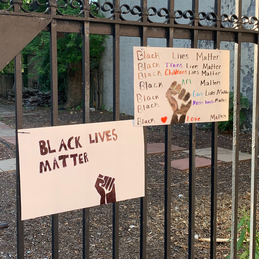 8PM: Youth Racial Justice Group