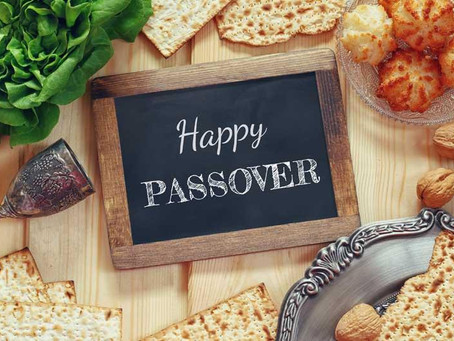 From the Rabbi: Pesach 5780 - How different are these nights!