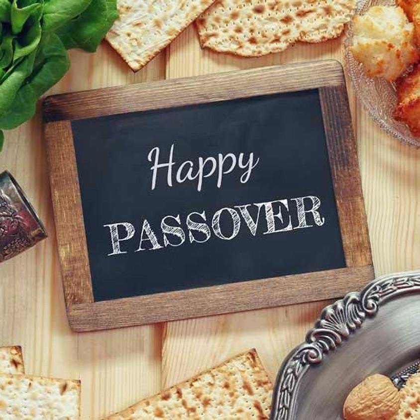 Passover Story Walk & Crafts!