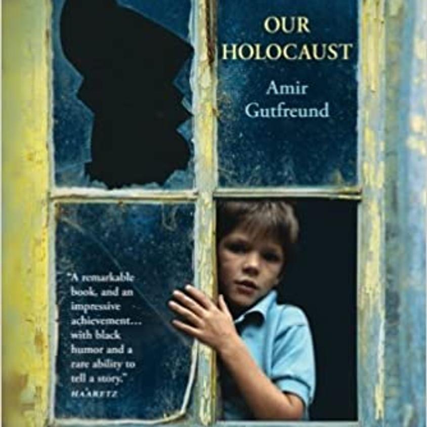 1:30PM PSJC Book Group: Our Holocaust by Amir Gurfreund