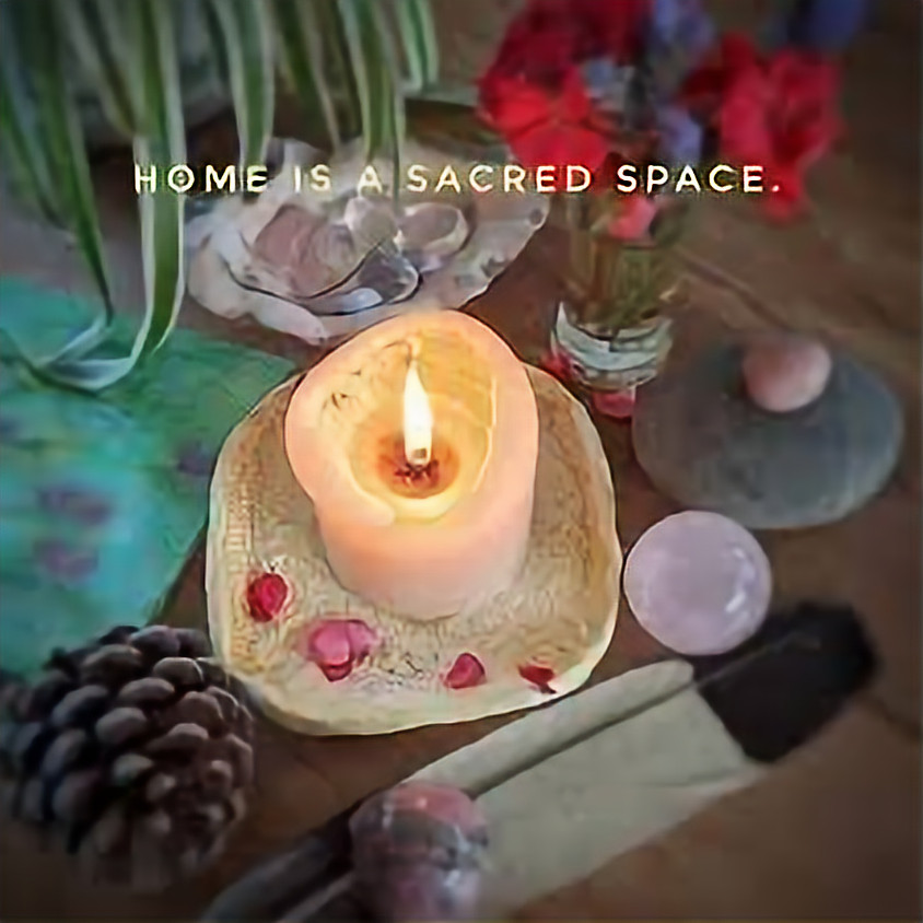 6:30PM Home for the Holy Days: V'asu Li Mikdash, Creating Sacred Space in Our Homes with Aura Shahaf-Woelfle
