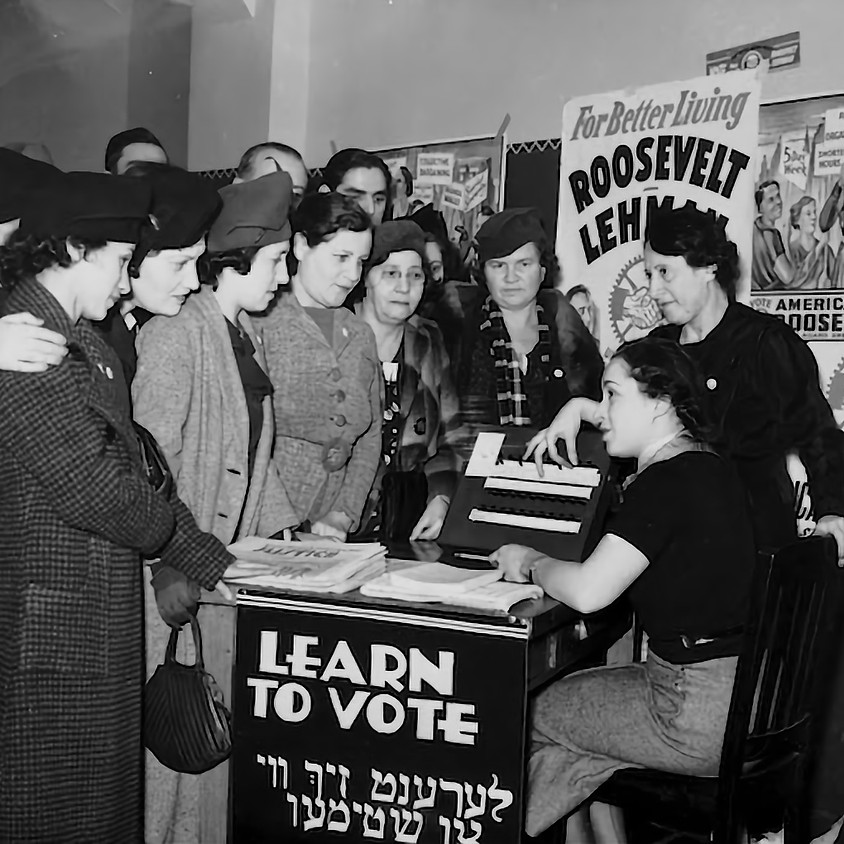 1P: PAI - Shared Wisdom: Jews in New York Politics, 1654-2019 with Daniel Soyer