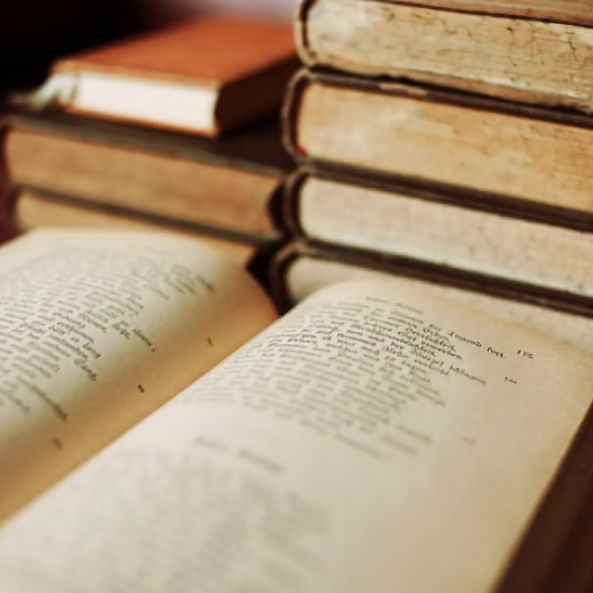 Shared Wisdom: How to Read a Poem (and Have Fun Doing It) with David Mikics