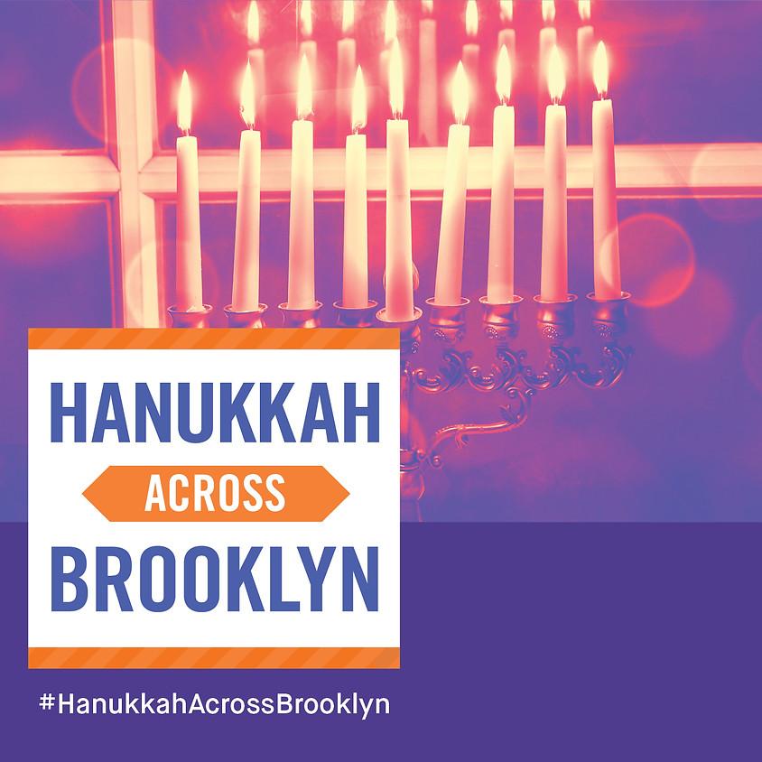 6:00PM Hanukkah Across Brooklyn