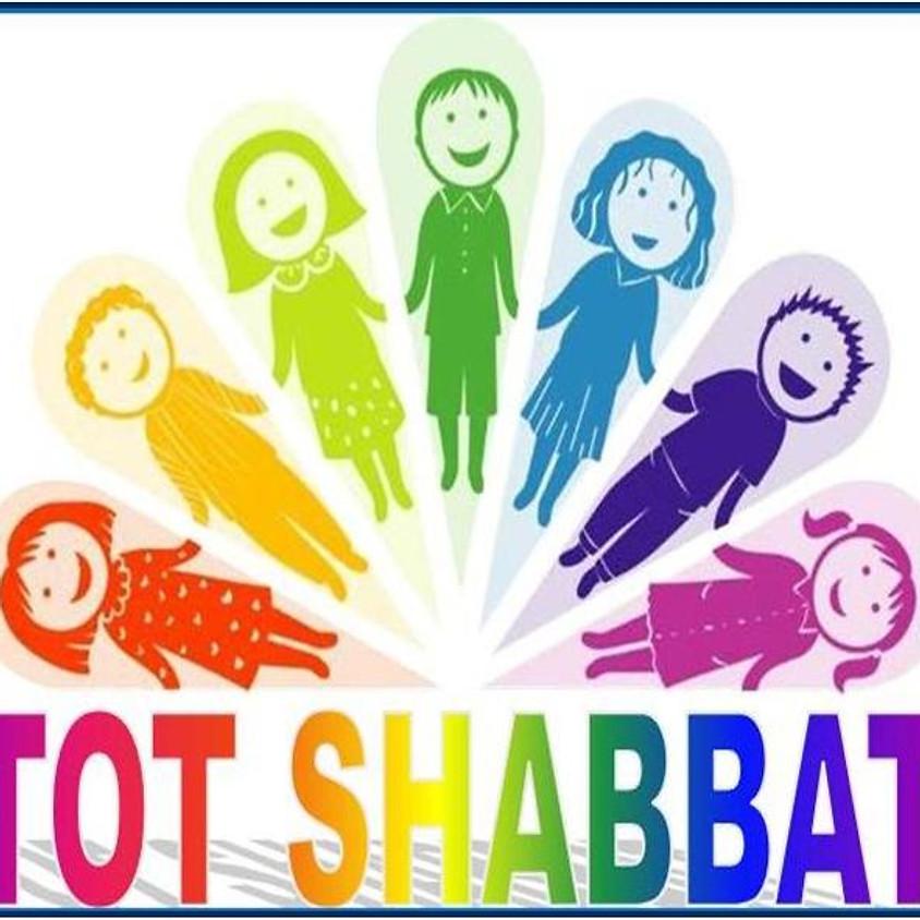 9:30AM Sh..sh..sh..sh..Shabbat with Aibe