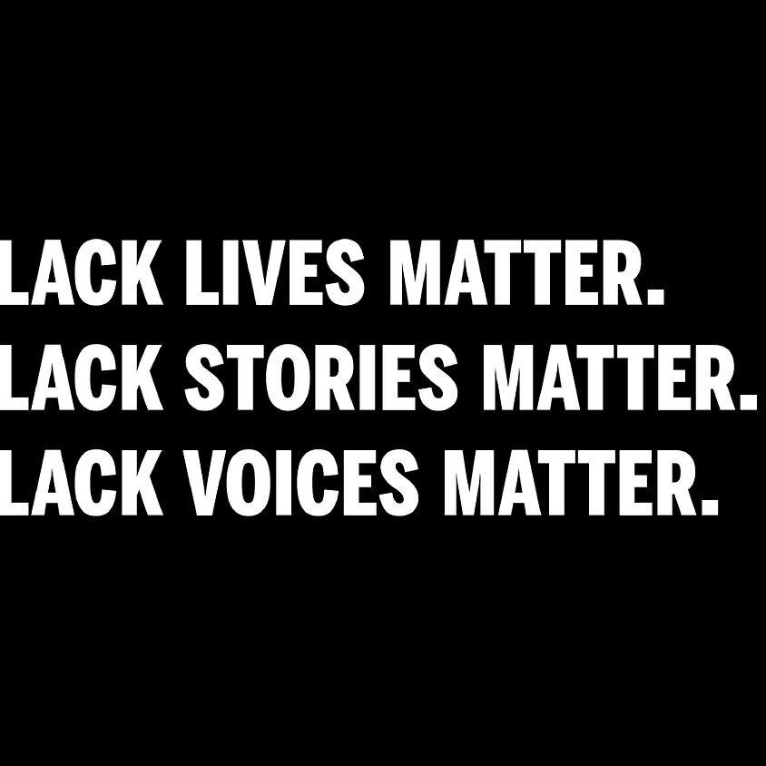 "12:00PM PAI Shared Wisdom: ""Black Lives Matter"" through the Lens of Women Filmmakers, with film critic Jan Lisa Huttner"