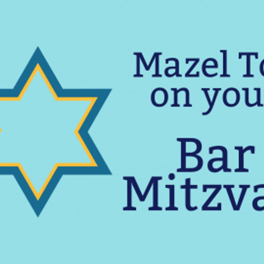 10:00AM Ezra Sanders' Bar Mitzvah